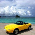 沖縄のロードスター専門レンタカー、58ドライブ
