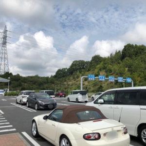 自分で初めて、ロードスターのユーザー車検を岡山運輸支局で受けてきました