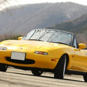 マツダロードスターはスポーツカーではない?いやいや、めっちゃスポーツカーでしょ!